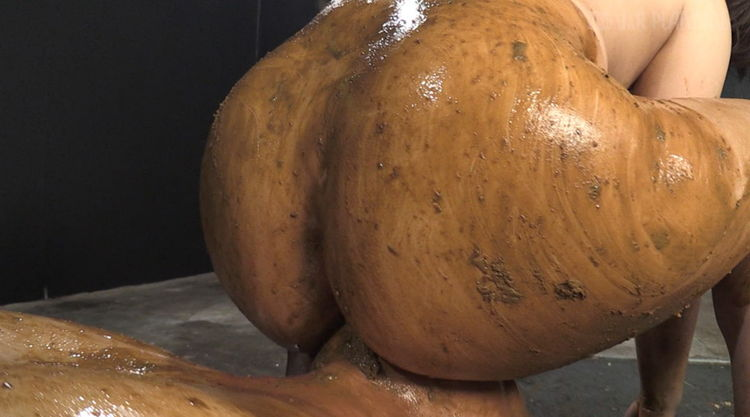熟女の尻と肛門が顔面を圧し潰す…5